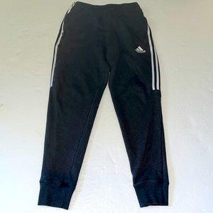Adidas Grey Joggers w elastic waist